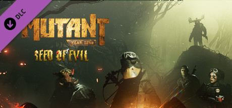 Mutant Year Zero: Seed of Evil Cover
