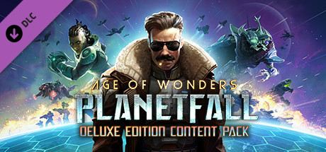 Age of Wonders: Planetfall Deluxe Edition Content Pack Cover