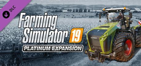 Landwirtschafts-Simulator 19: Platinum Add-on Cover
