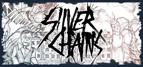Silver Chains Cover