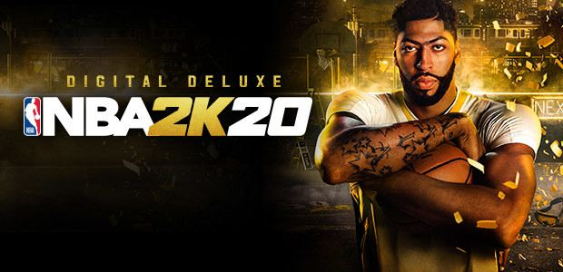 NBA 2K20 - Deluxe Edition Cover