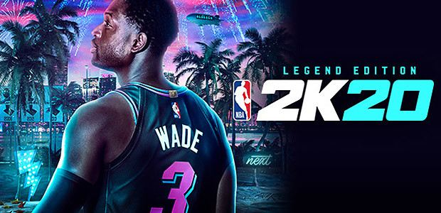 NBA 2K20 - Legend Edition Cover