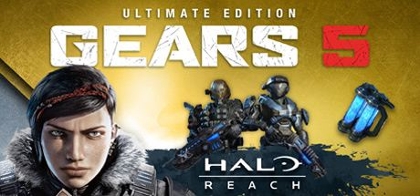 Gears 5 - Ultimate Edition Cover