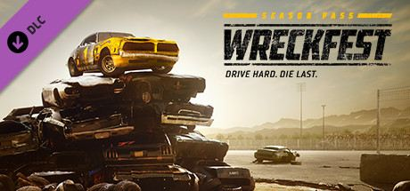 Wreckfest - Season Pass Cover