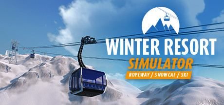 Winter Resort Simulator Cover