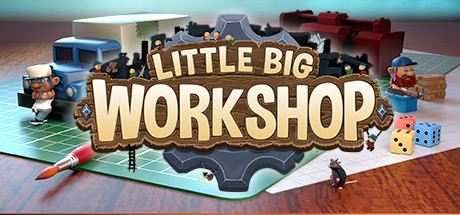 Little Big Workshop Cover