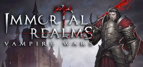 Immortal Realms: Vampire Wars Cover