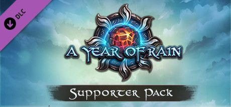 A Year Of Rain - Supporter Pack Cover