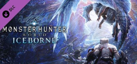 Monster Hunter World: Iceborne Cover
