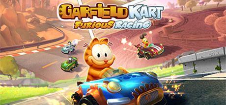 Garfield Kart - Furious Racing Cover