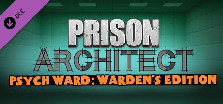 Prison Architect - Psych Ward: Warden's Edition Cover