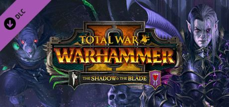 Total War: WARHAMMER II - The Shadow & The Blade Cover