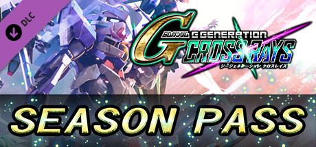 SD Gundam G Generation Cross Rays - Season Pass Cover