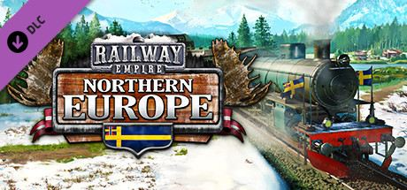Railway Empire: Northern Europe Cover