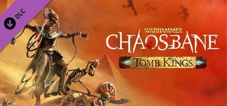 Warhammer: Chaosbane - Tomb Kings Cover
