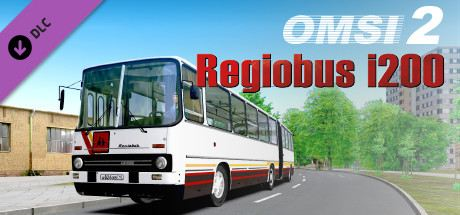 OMSI 2 Add-On Regiobus i200 Cover