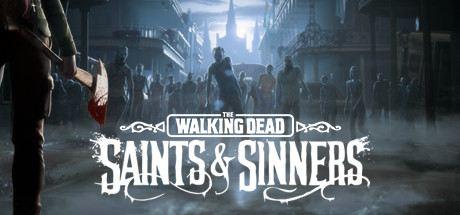 The Walking Dead: Saints & Sinners Cover