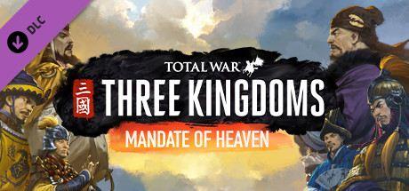 Total War: Three Kingdoms - Mandate of Heaven Cover