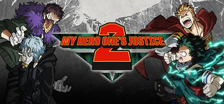 My Hero One's Justice 2 Cover