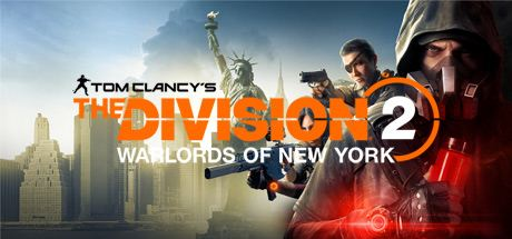 Tom Clancy's The Division 2: Warlords of New York Cover