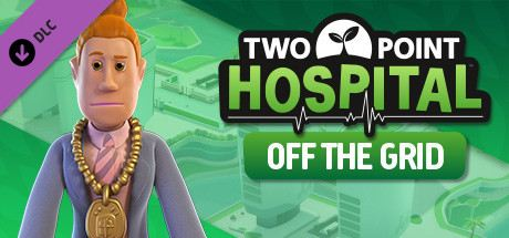 Two Point Hospital: Off The Grid Cover