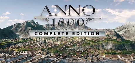 Anno 1800 - Complete Edition Cover