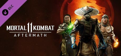 Mortal Kombat 11: Aftermath Cover