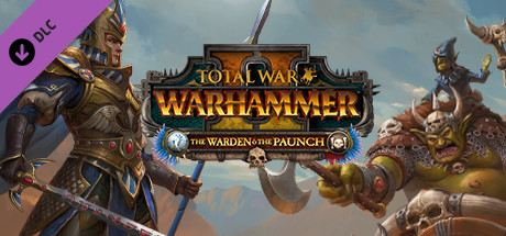Total War: WARHAMMER II - The Warden & The Paunch Cover
