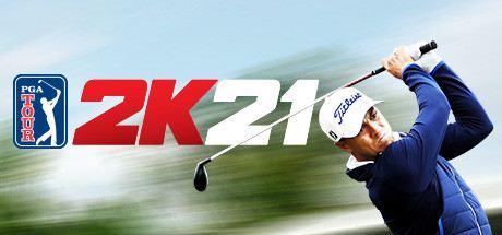 PGA TOUR 2K21 Cover
