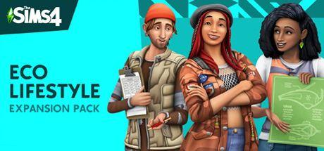Die Sims 4: Nachhaltig Leben Cover