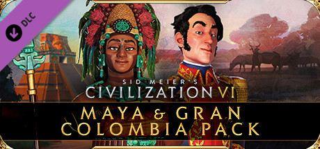 Sid Meier's Civilization VI - Maya & Gran Colombia Pack Cover