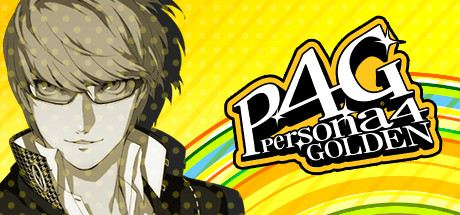 Persona 4 Golden Cover