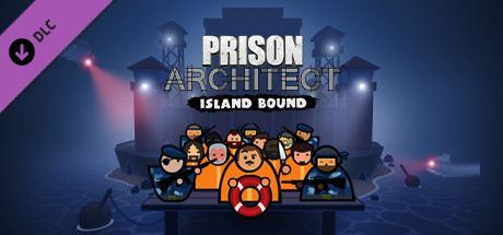 Prison Architect - Island Bound Cover