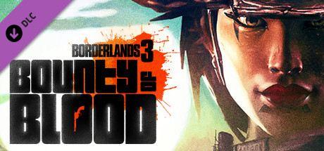 Borderlands 3: Bounty of Blood Cover