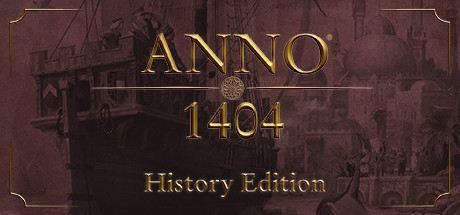 Anno 1404 - History Edition Cover
