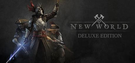 New World - Deluxe Edition Cover