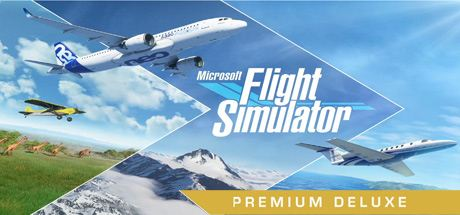 Microsoft Flight Simulator - Premium Deluxe Edition Cover
