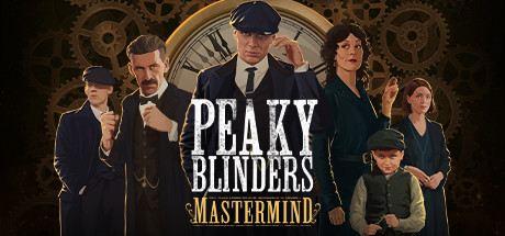 Peaky Blinders: Mastermind Cover