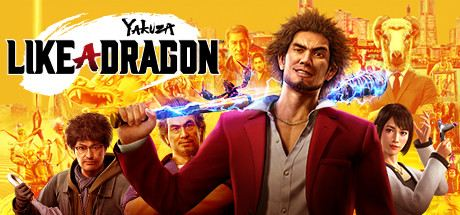Yakuza: Like a Dragon - Day Ichi Edition Cover