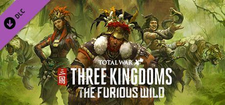 Total War: Three Kingdoms - The Furious Wild Cover