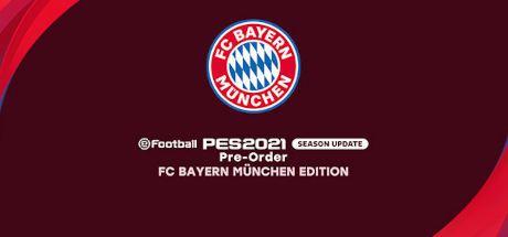 eFootball PES 2021 Season Update - FC Bayern München Edition