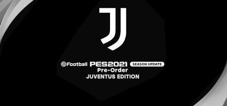 eFootball PES 2021 Season Update - Juventus Edition Cover