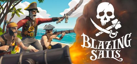 Blazing Sails: Pirate Battle Royale Cover
