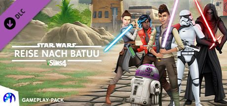Die Sims 4 - Star Wars: Reise nach Batuu Cover