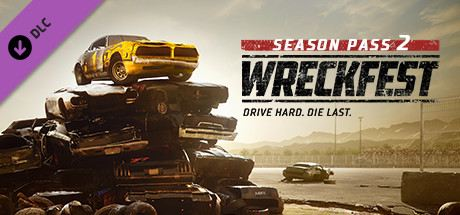 Wreckfest - Season Pass 2 Cover