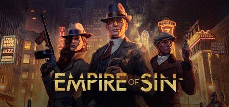 Empire of Sin Cover