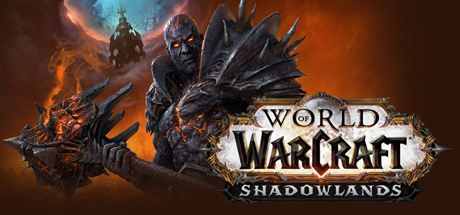 World of Warcraft: Shadowlands Cover