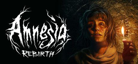 Amnesia: Rebirth Cover