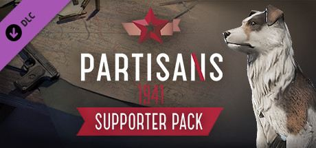 Partisans 1941 - Supporter Pack Cover