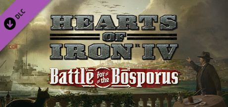 Hearts of Iron IV: Battle for the Bosporus Cover